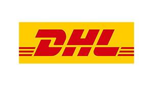 logo kurier DHL